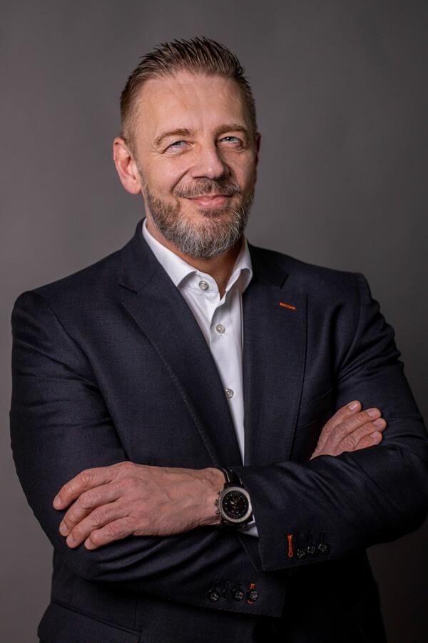 Porträt von Stefan Krause